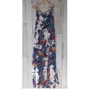Free People Dresses - Perfect condition free people floral maxi dress